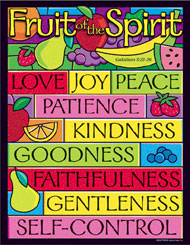 Kindergarten classroom decoration printables free download clip art - Long Suffering The 4th Fruit Of The Holy Spirit Heart