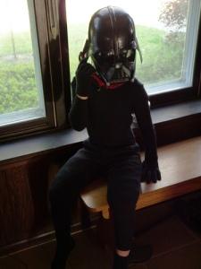 Calling Vader